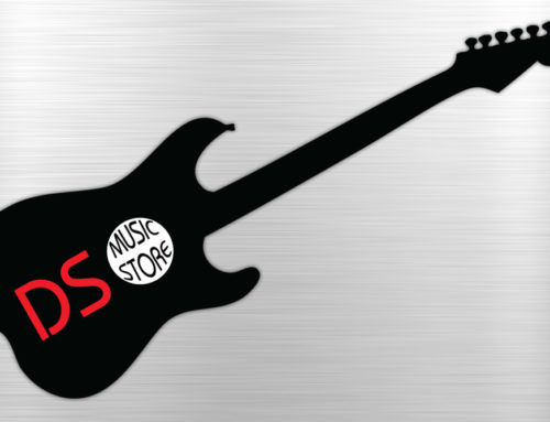 DS Music Store Logo