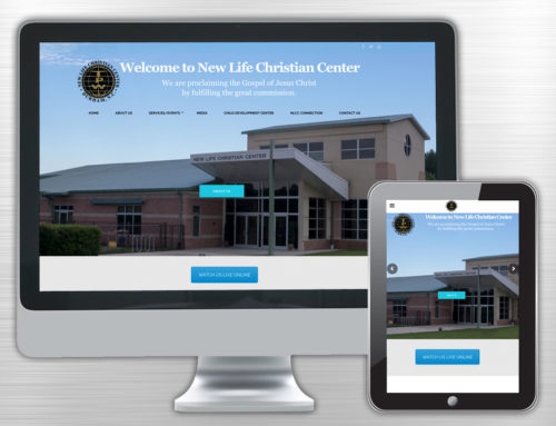 New Life Christian Center Website