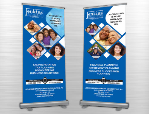 Jenkins Management Consulting Banners