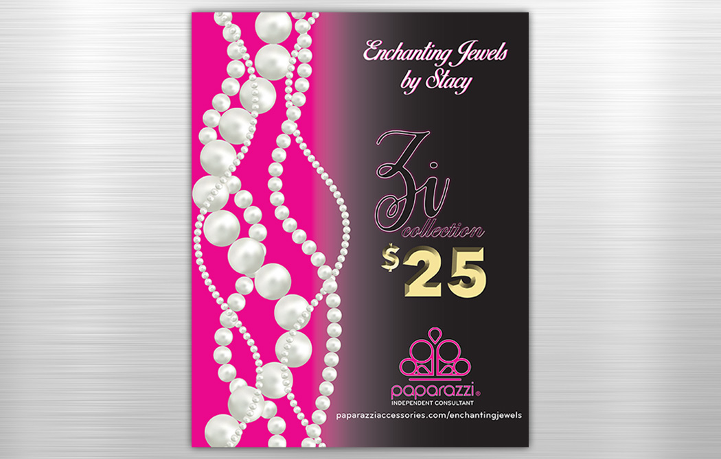 Jewelry Flyers Erkalnathandedecker